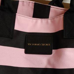 Victoria Secret cotton canvas bag